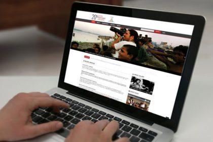 National Media Award Programme Website