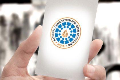 National Consortium for Open Schooling Branding